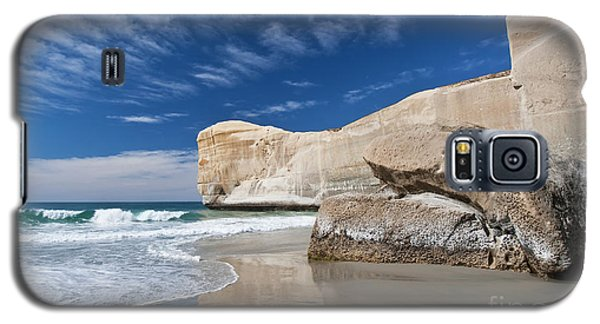 Tunnel Beach 1 Galaxy S5 Case
