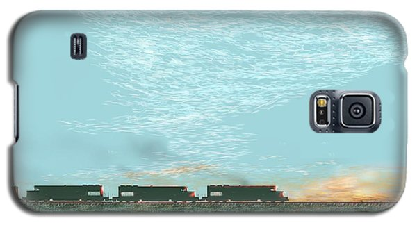 Tunnel Motors Galaxy S5 Case by Kerry Beverly