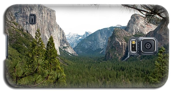 Tunnel View Framed Galaxy S5 Case