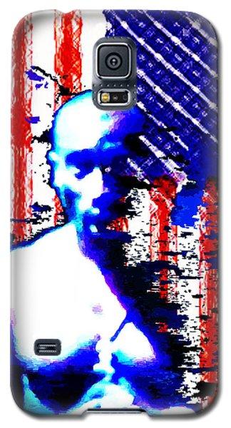 Tupac N America Galaxy S5 Case