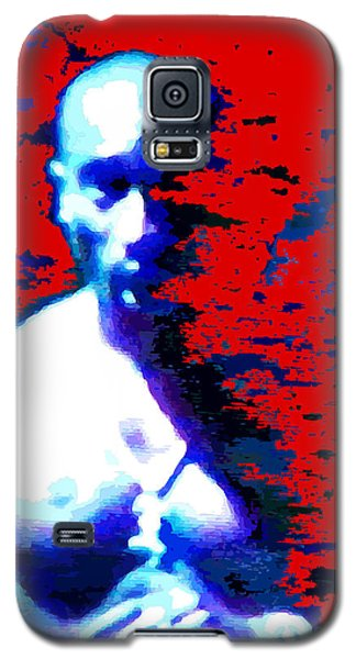 Tupac Unleashed Galaxy S5 Case