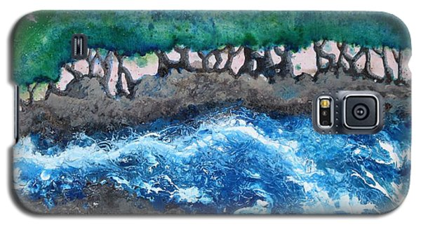 Turbulent Waters Galaxy S5 Case