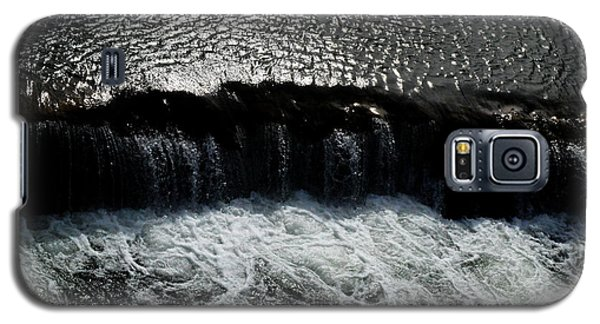 Turbulent Water Galaxy S5 Case