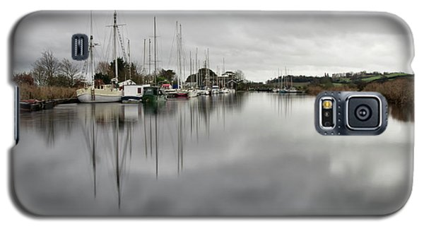 Turf Locks On Exeter Canal Galaxy S5 Case
