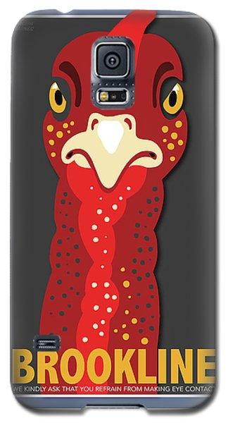 Turkey Stare Galaxy S5 Case