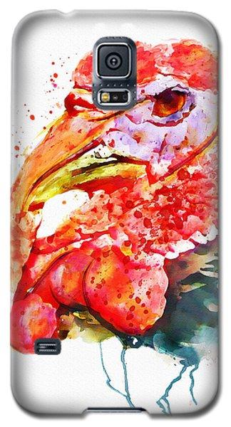 Turkey Head Galaxy S5 Case
