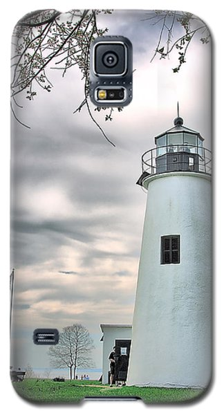 Turkey Point Lighthouse Galaxy S5 Case