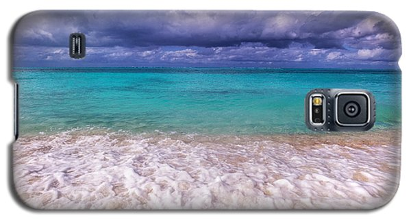 Turks And Caicos Beach Galaxy S5 Case