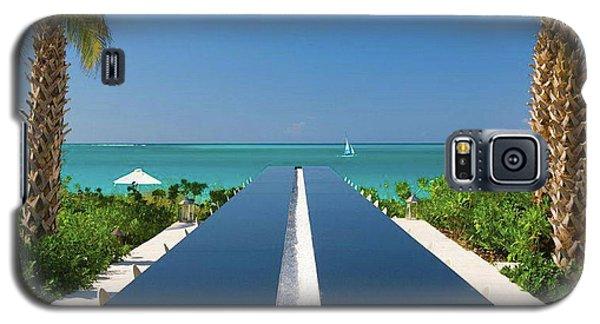 Turks And Caicos Galaxy S5 Case