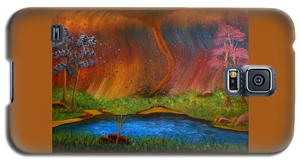 Turmoil Galaxy S5 Case by Sheri Keith