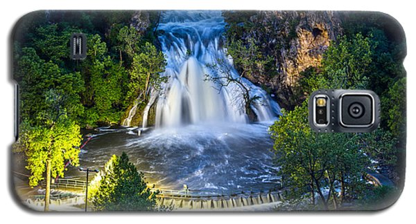 Turner Falls Oklahoma Galaxy S5 Case