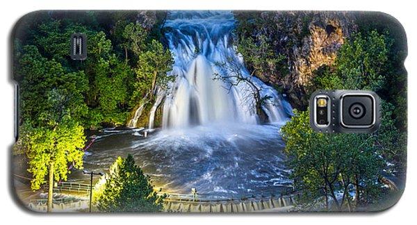Turner Falls Oklahoma Galaxy S5 Case