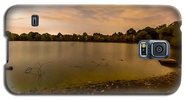 Turners Pond After Dark Galaxy S5 Case