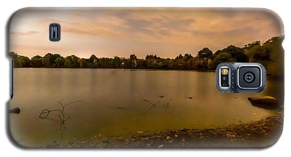 Turners Pond After Dark Galaxy S5 Case