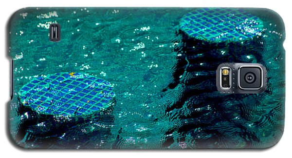 Galaxy S5 Case featuring the photograph Turqueped by Jez C Self