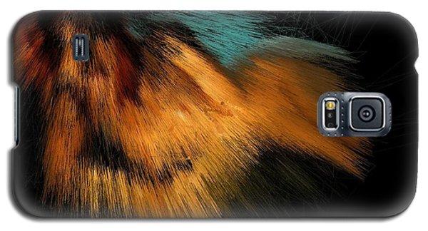Turquoise Dunes Galaxy S5 Case