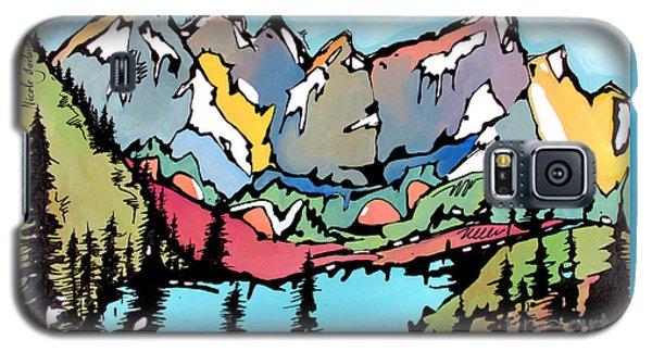 Turquoise Lake At Mt. Elbert Galaxy S5 Case