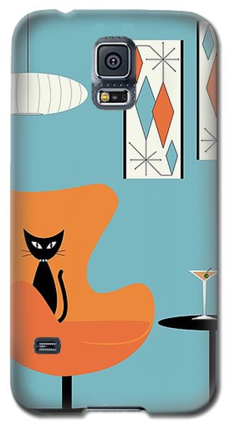 Turquoise Room Galaxy S5 Case