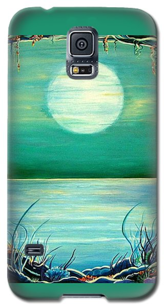 Turquoise Taunt Galaxy S5 Case
