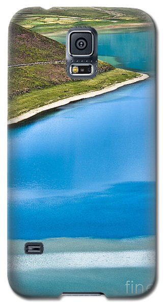 Turquoise Water Galaxy S5 Case
