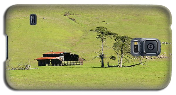Galaxy S5 Case featuring the photograph Turri Road - San Luis Obispo Ca by Art Block Collections