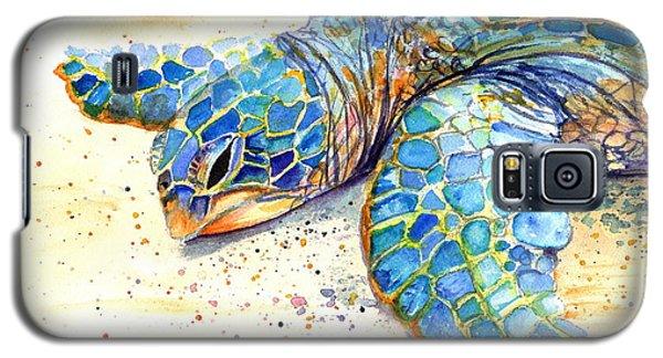 Turtle At Poipu Beach 4 Galaxy S5 Case