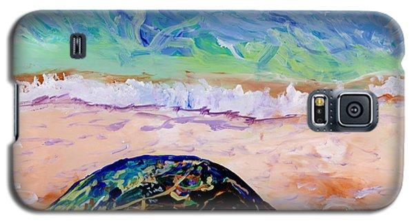 Turtle At Poipu Beach 9 Galaxy S5 Case