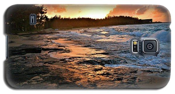 Turtle Bay Sunset 1 Galaxy S5 Case