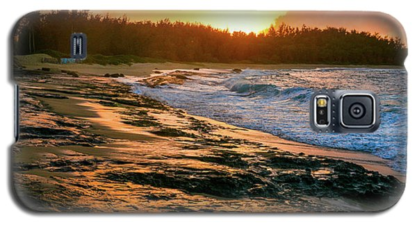 Turtle Bay Sunset 2 Galaxy S5 Case