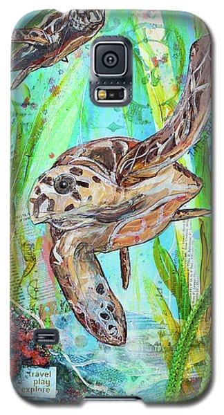 Turtle Cove Galaxy S5 Case
