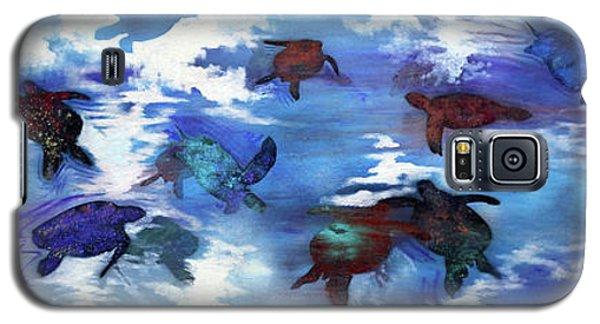 Turtles In Heaven Galaxy S5 Case