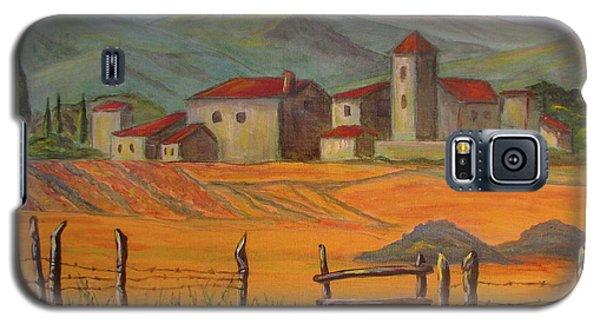 Tuscan Farm Galaxy S5 Case
