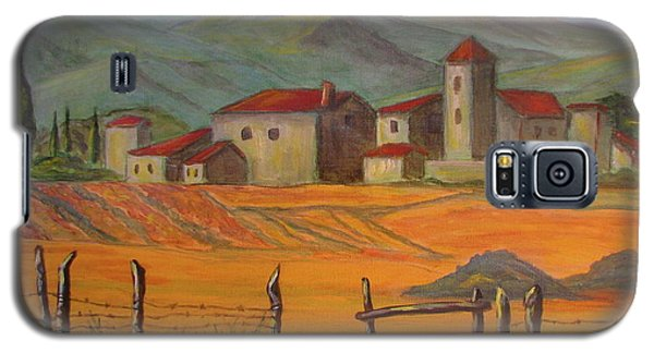 Tuscan Farm Galaxy S5 Case
