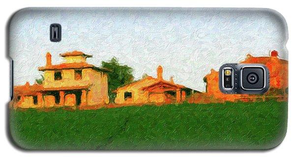 Tuscan Farmhouse Galaxy S5 Case