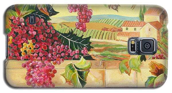 Tuscan Harvest Galaxy S5 Case by John Keaton