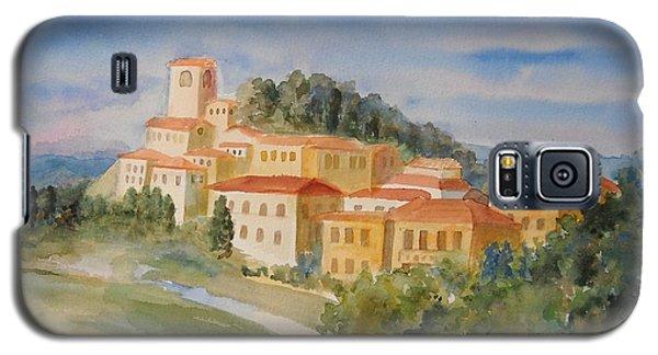 Tuscan Hilltop Village Galaxy S5 Case