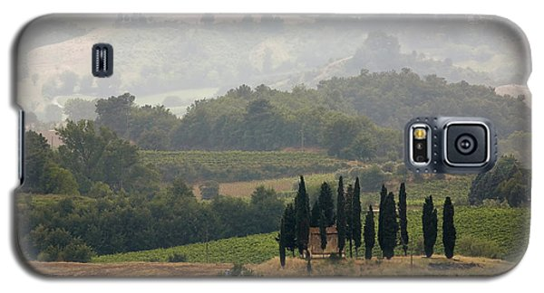 Galaxy S5 Case featuring the photograph Tuscan Landscape by Stefan Nielsen