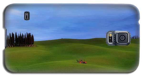 Tuscan Landscaping Galaxy S5 Case