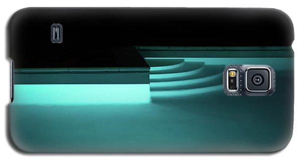 Tuscan Pool Galaxy S5 Case