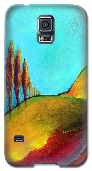 Tuscan Sentinels Galaxy S5 Case by Elizabeth Fontaine-Barr