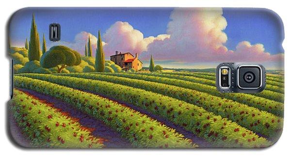 Tuscan Summer Galaxy S5 Case