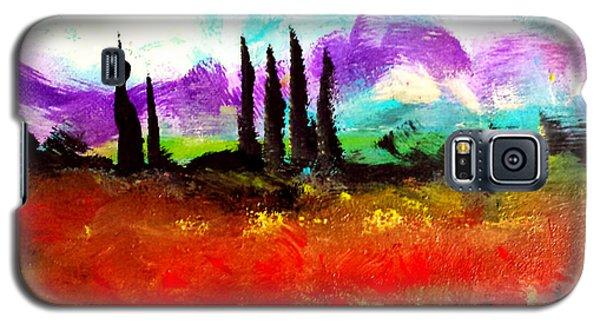 Tuscany Fields Galaxy S5 Case