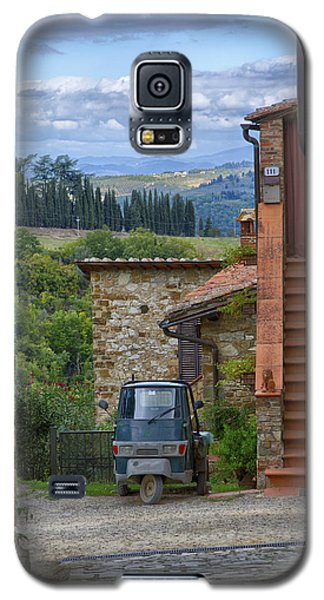 Tuscany Scooter Galaxy S5 Case