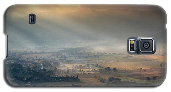 Tuscany Valley  Galaxy S5 Case
