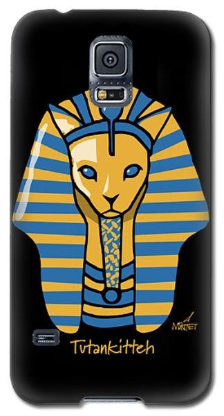 Tutankitteh Galaxy S5 Case