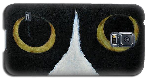 Tux Portrait  Galaxy S5 Case