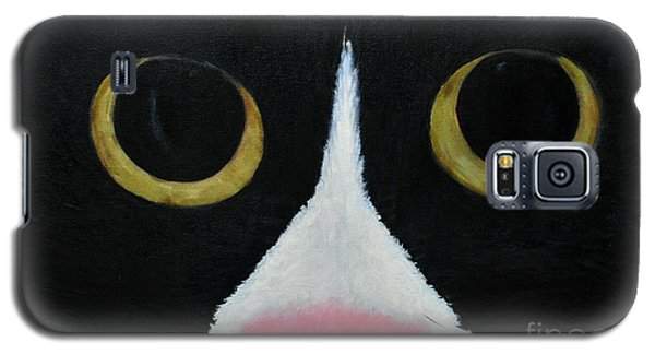 Tux Portrait  Galaxy S5 Case