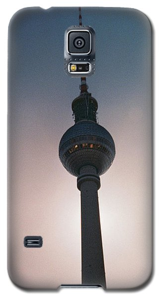 Tv Tower Berlin Galaxy S5 Case