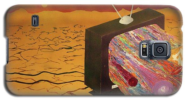Tv Wasteland Galaxy S5 Case