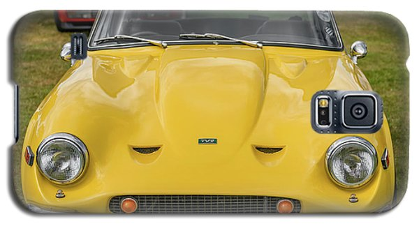 Galaxy S5 Case featuring the photograph Tvr Vixen S2 1969 by Adrian Evans